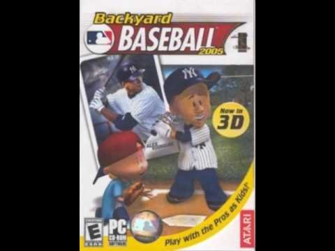 Dante Robinson Backyard Baseball backyard baseball 2005 music: dante robinson - youtube