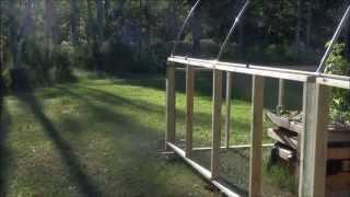 My DIY Greenhouse: Part 1