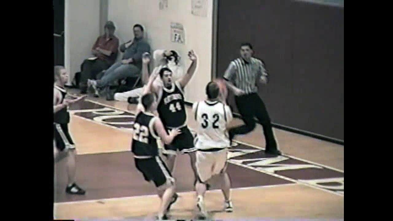 Plattsburgh - Franklin Academy Boys B Regional  3-9-99