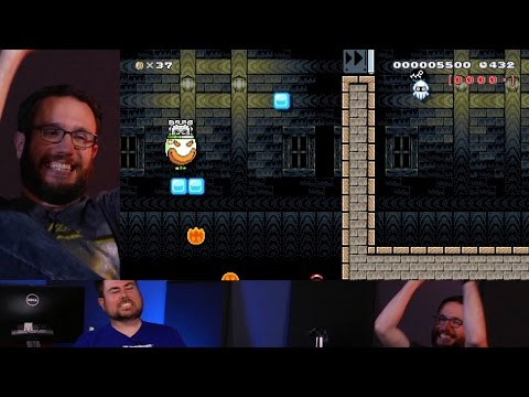 Giant Bomb Makes Mario - Part 03