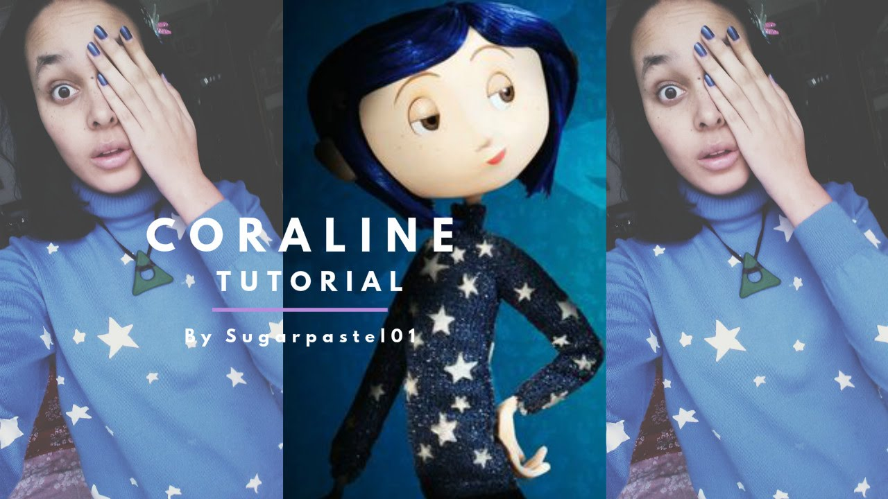 Coraline Cosplay Tutorial I Screenstyles Youtube