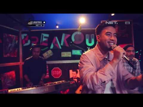 Vidi Aldiano - Aku Cinta Dia (Live at Breakout)