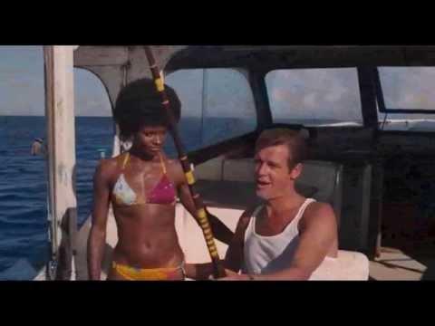 Bond calms down the paranoid Rosie [James Bond Semi Essentials]