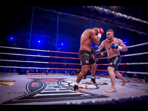 Murat Aygun vs Tarik Khbabez   Mix Fight Gala 20: Frankfurt
