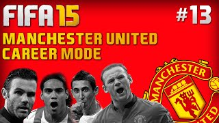 FIFA 15 Career Mode - Manchester United #13 - Cup Run ? (FIFA 15 Gameplay)