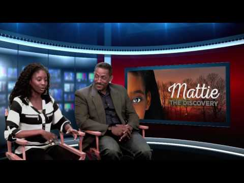 Mattie The Discovery, Interview with Cameron Arnett & Brianna Beaton - Part 2