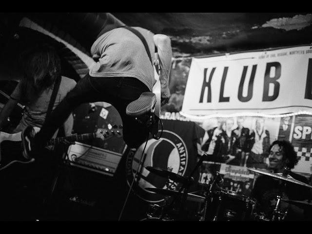 THE DETECTORS - Let Me Out (Tourvideo)