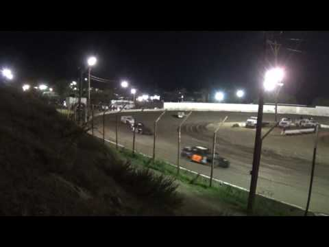 Barona Speedway 4-8-2017 IMCA Modified Main
