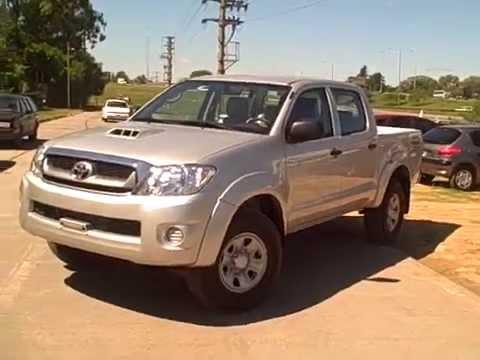 Autonorte Liquida Toyota Hilux 4x4 Benavidez Argentina Youtube