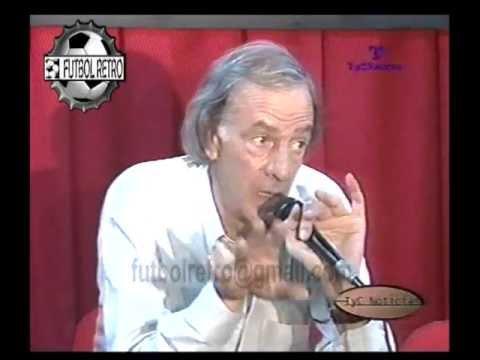 """MENOTTI dice: """"Cascini es mejor que Dunga"""" 1997  FUTBOL RETRO TV"""