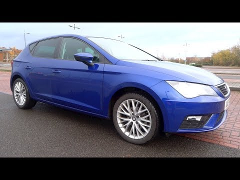 2018 SEAT Leon 1.2 TSI 110 SE Dynamic Technology Start-Up And Full Vehicle Tour