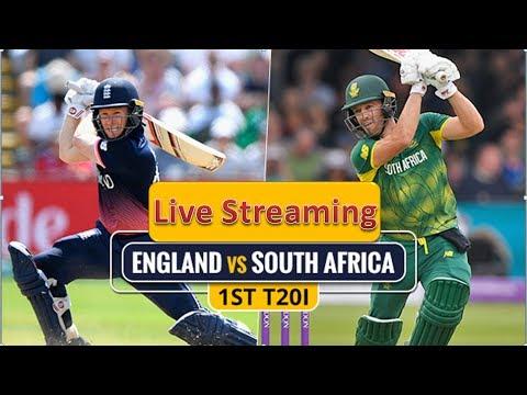 England Vs South Africa 1st T 20 Match 21 Jan 2017