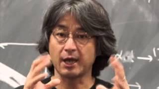 I want the ILC! by Hitoshi Murayama #mylinearcollider