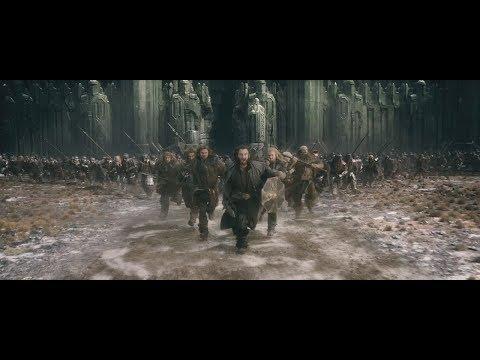Mi seguireste un ultima volta? - Lo Hobbit: La battaglia delle cinque armate