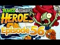 She Came from the Sea! - Plants vs. Zombies: Heroes Gameplay - Episode 56