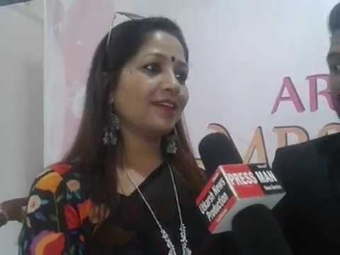 Audition in Lko/FashionShow inJaipur/UrduMediaCentre,Hajratganj/Judges-Tushar/Pressmam11march2018