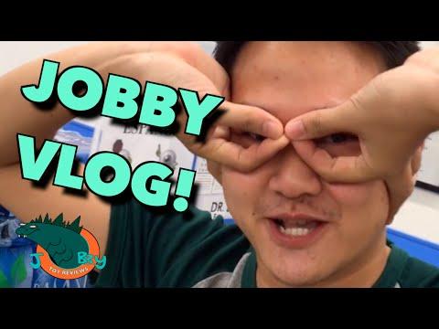 Gundam 101 Vlog: Supply Run