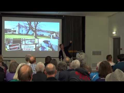 2014 RSE Christmas Lecture: Meet The Frackers - A Geological Perspective on UK Shale gas