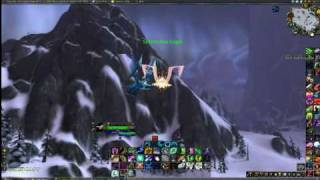 WoW Pushed too far (Daily quest) - 10FPS