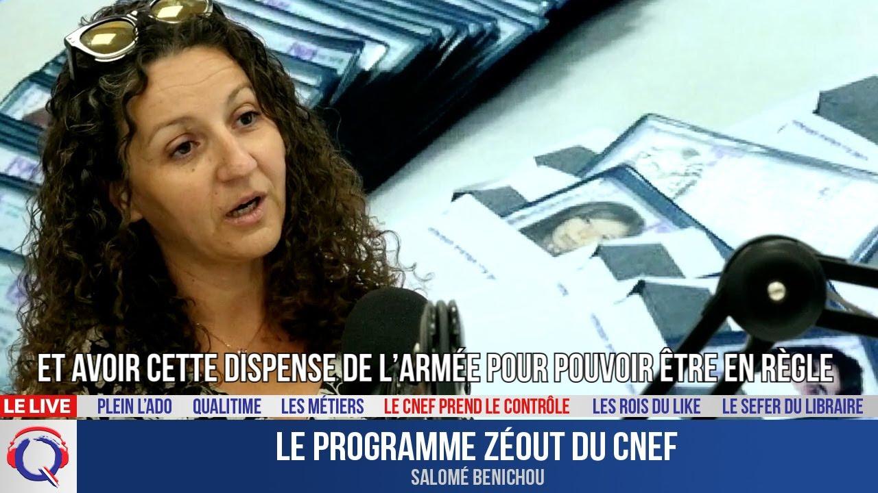 Le programme zéout du CNEF  - CNEF#52