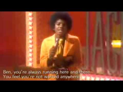 Michael Jackson Ben '1972