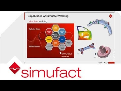 Welding Simulation in Joining and Assembly | Simufact