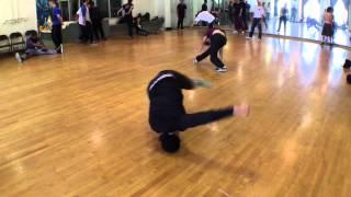 B-BOY RAWBZILLA  August 8th 2015 Originality Stands Alone Master Movements Crew