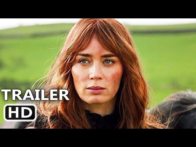 WILD MOUNTAIN THYME Official Trailer (2020) Emily Blunt, Jamie Dornan, Drama Movie HD