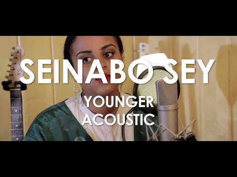 Seinabo Sey - Younger - Acoustic [Live in Paris]