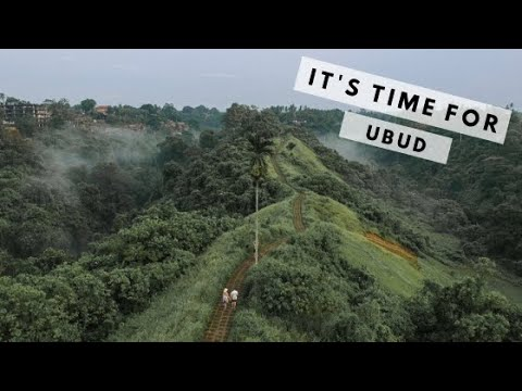 INTO THE JUNGLE | Its time to EXPLORE Ubud