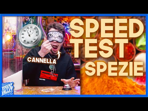 Riconosci la SPEZIA? - Speed Test - Space Valley