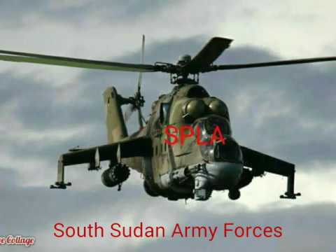 South Sudan Armed Forces (SPLA) Is Provoked!