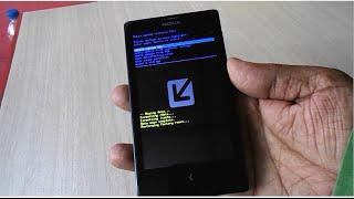 How to Fix Stuck on Boot Start Screen Problem in Nokia X, XL & XL+ Phones