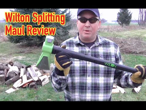 Wilton Splitting Maul Review 8lb Head- Model #50836