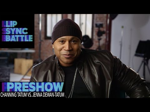 Channing Tatum vs. Jenna Dewan-Tatum (Preshow) | Lip Sync Battle