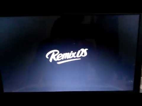 Remix Os Stuck On Android X86