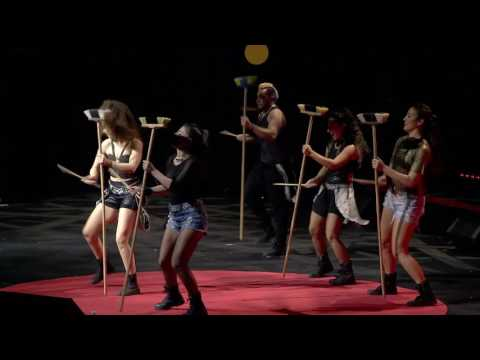 A drum and dance sensation 2 | Tararam Group! | TEDxTelAviv