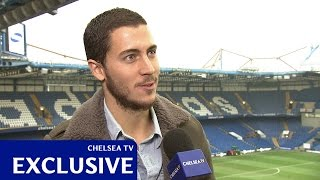 Chelsea: Hazard: Happy to stay