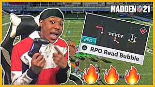 This Is The Most Dominant RPO In Madden 21! 🎯 | This Offense Will Win You Games! | BralenMiller