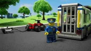 LEGO CITY 60048, 60047, 60046, 60045, 60044, 60043, 60042, 60041