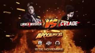 "Apocalipsis XL Cevlade VS Lirika Inverza | LXL16 ""Linea Dieciséis"" (Vídeo Oficial)"