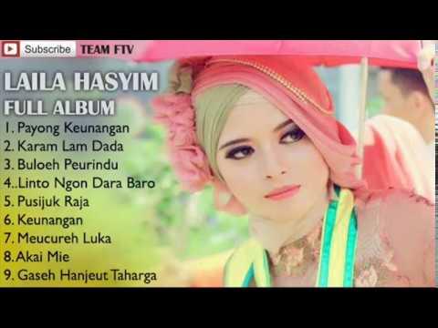 LAILA HASYIM Full Album - LIRIK LAGU ACEH