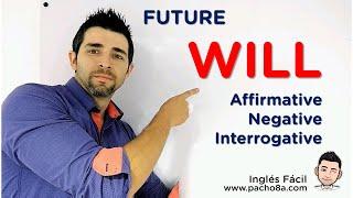 Futuro WILL en inglés - Estructura fácil