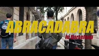 """Abracadabra"" featuring Hector is Magic!"