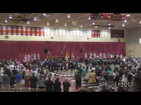 Honors Convocation 2017