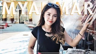 VLOG : MYANMAR เที่ยวพม่า มิงกะละบา พาไปไหว้พระ   Wonderpeach