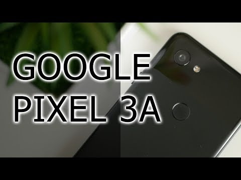 ОБЗОР | Истинный Android-смартфон - Google Pixel 3a