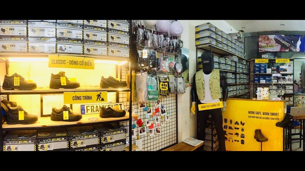 Cửa hàng bảo hộ lao động tại TP.HCM – Bảo hộ toàn diện