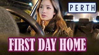 First Day Back Home | Shopping & Food in Australia | Kim Dao thumbnail