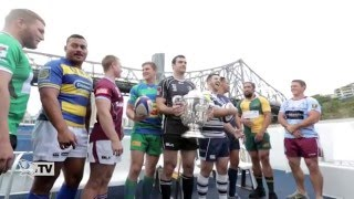 Season Launch: Queensland Premier Rugby 2016